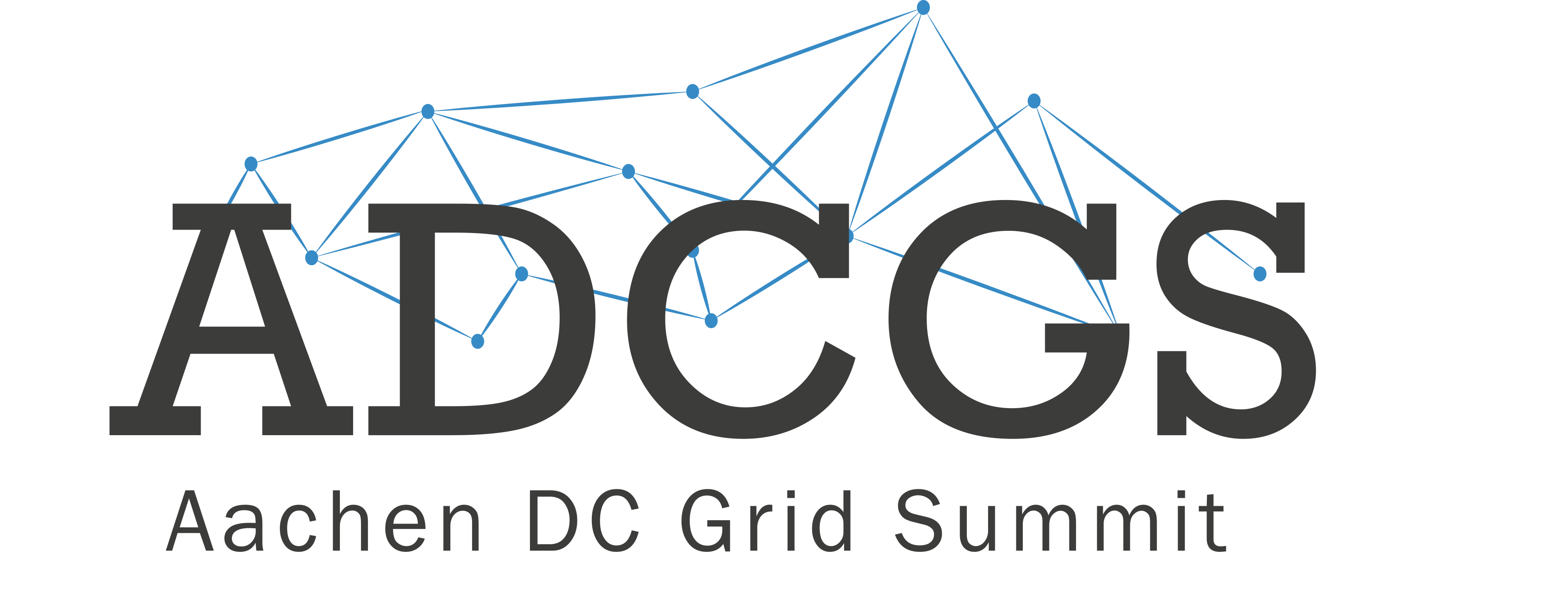 Aachen DC Grid Summit Sticky Logo